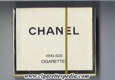 image for Chanel cigarettes