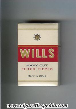 wills cigarette price