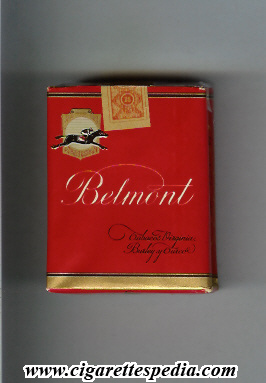Virginia Monte Carlo cigarette carton