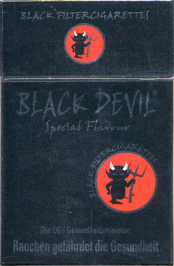 Black Devil (Special Flavour) KS-20-H - Holland - Cigarettes Pedia