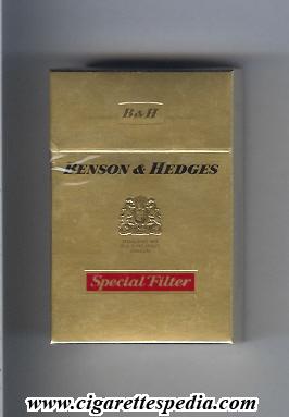 Imitation cigarettes Bond