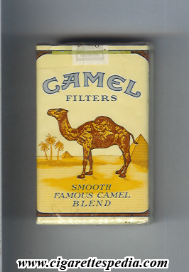 3b70854418 Camel (Filters) KS-20-S - Brasil and USA - Cigarettes Pedia