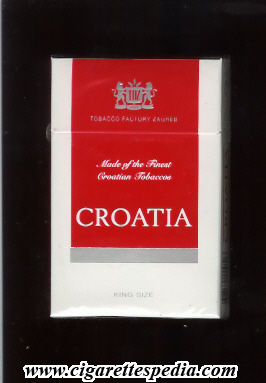 croatia ks 20 h white red gold croatia