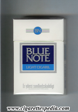 blue note danish version light cigaril ks 20 h denmark