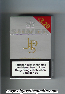 Cigarettes Vogue brands