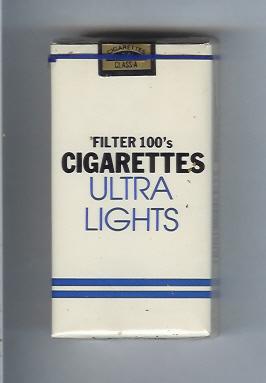 Cigarettes (Ultra Lights) L-20-S - USA - Cigarettes Pedia