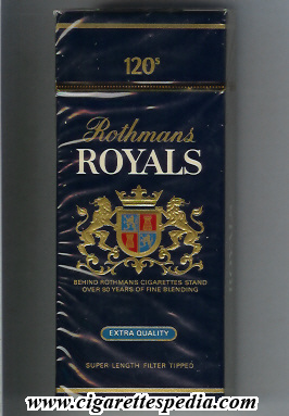 all cigarette brands UK