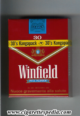 List of brands of cigarettes Vogue in USA