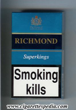 Lambert Butler Ireland cigarettes