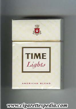 Time (israeli version) (Lights American Blend) KS-20-H (white) - Israel
