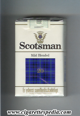 scotsman mild blended ks 20 s denmark