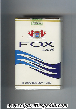 fox brazilian version clamerica suave ks 20 s white blue brazil