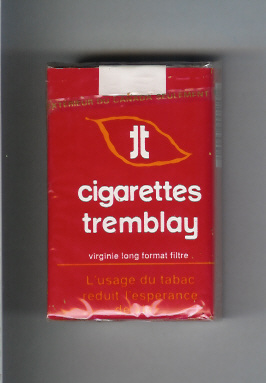 Cigarettes Tremblay KS-20-S - Canada