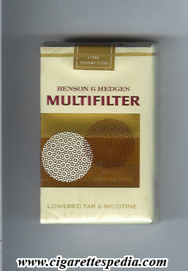 multifilter benson hedges ks 20 s usa