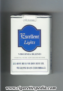 excellent lights virginia blend ks 20 s gemany