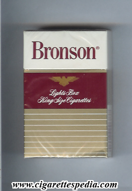 Light cigarettes in Los Angeles