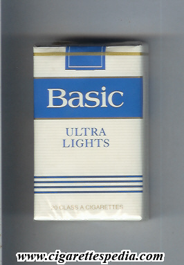 Basic cigarettes coupons