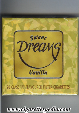 Where To Buy Sweet Dreams Vanilla Cigarettes