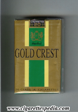 Cigarettes Gold Crown Bristol review