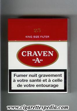Vogue cigarettes price in New York