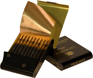 Does packet cigarettes Vogue cost New Zealand