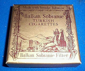 Top selling Georgia cigarettes