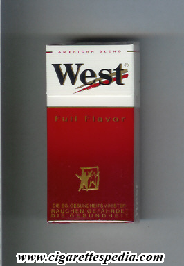 Cartons of cigarettes Peter Stuyvesant in England
