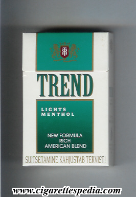 Top selling cigarettes American Legend brands in Wyoming