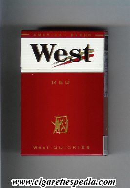 Duty free cigarettes from Maryland