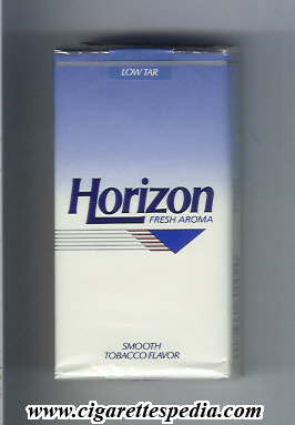 horizon american version fresh aroma smooth tobacco flavor l 20 s usa