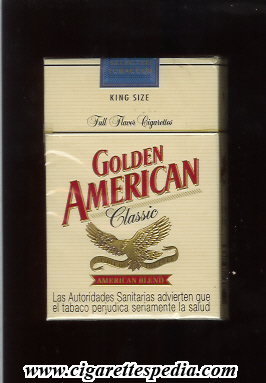 Cigarettes Golden Gate prices at Costco South Carolina