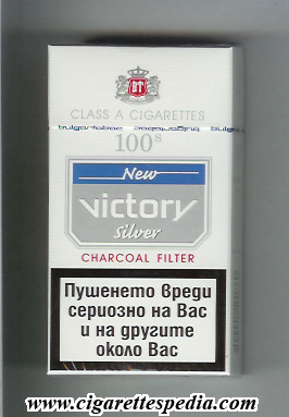 victory bulgarian version design 3 new silver charcoal filter l 20 h bulgaria