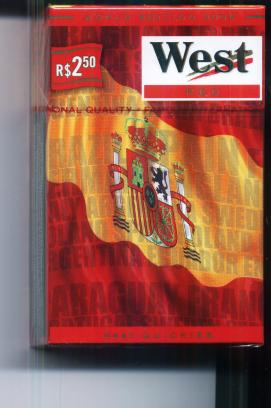 west red world edition 2006 spain ks 20 h brazil