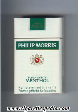 European menthol cigarettes Golden Gate