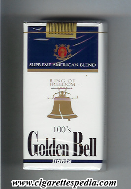 golden bell american version supreme american blend lights l 20 s china usa
