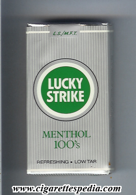 Peter Stuyvesant menthol vs menthol lights