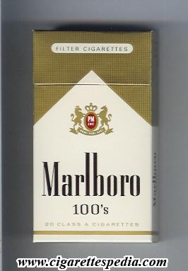 I Used To Smoke Marlboro 100u0027s Back When They Were