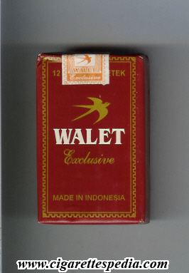 walet indonesian version exclusive ks 12 s red indonesia