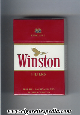 Marlboro cigarettes in USA