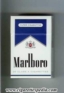American Legend black Russian filter cigarettes American Legend