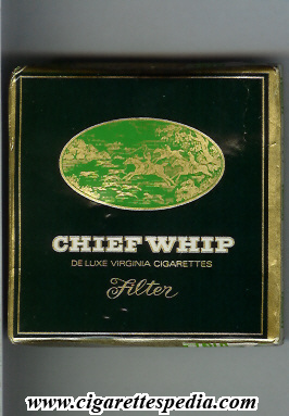 chief whip design 2 de luxe virginia filter ks 20 b holland
