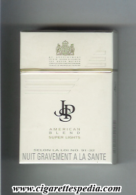 next international cigarettes London