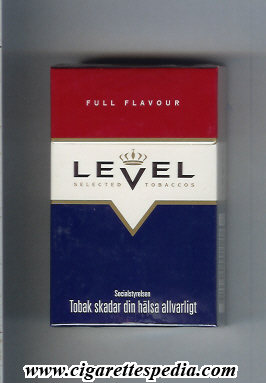 level cigaretter