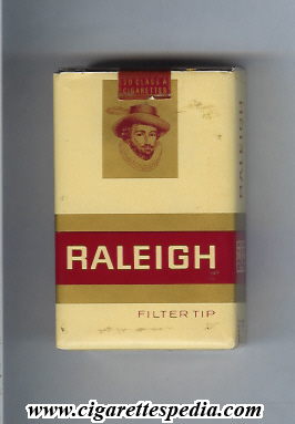 raleigh design 4 with small photo filter tip ks20s