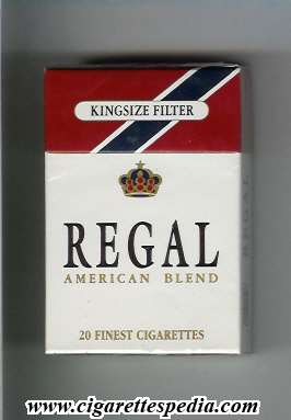 regal israeli version american blend ks 20 h israel