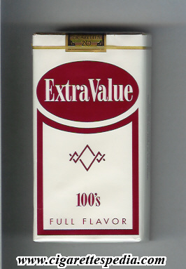 extra value full flavor l 20 s usa
