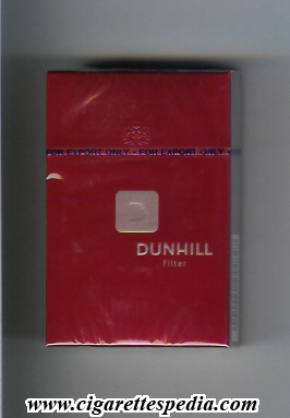 dunhill english version d filter ks 20 h south africa england