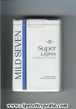 Cigarettes Mild Seven Cigarettes