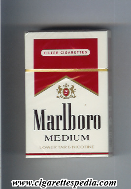 Pack of cigarettes Lucky Strike Ontario