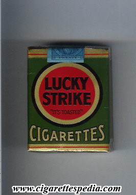 Related Keywords & Suggestions for lucky strike green #0: Lucky strike cigareettes s 20 s green red usa